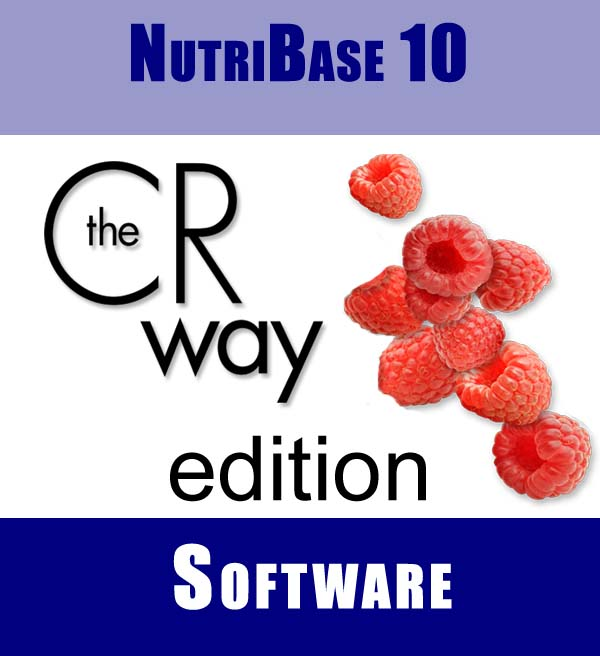 NutriBase 10 CRW Edition Software