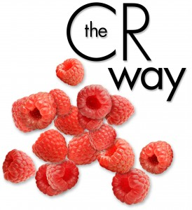The CR Way logo